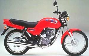 Honda 125 CG (1976200120042008) : la bête de somme