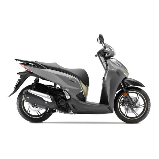 Honda Sh300i Scooter