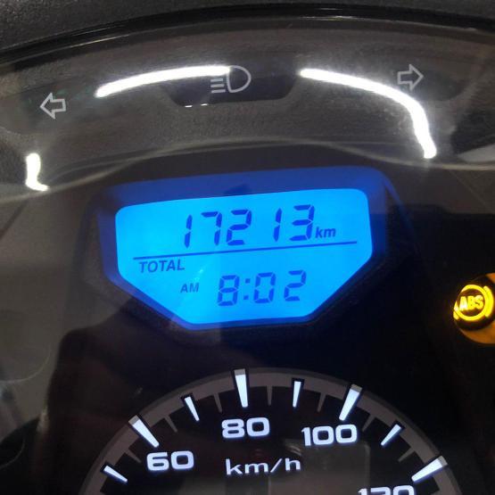 Honda SH125i scooter