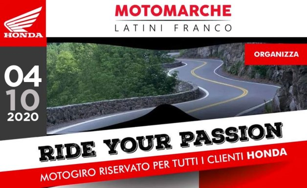 Honda Motomarche senigallia - Ride your passion