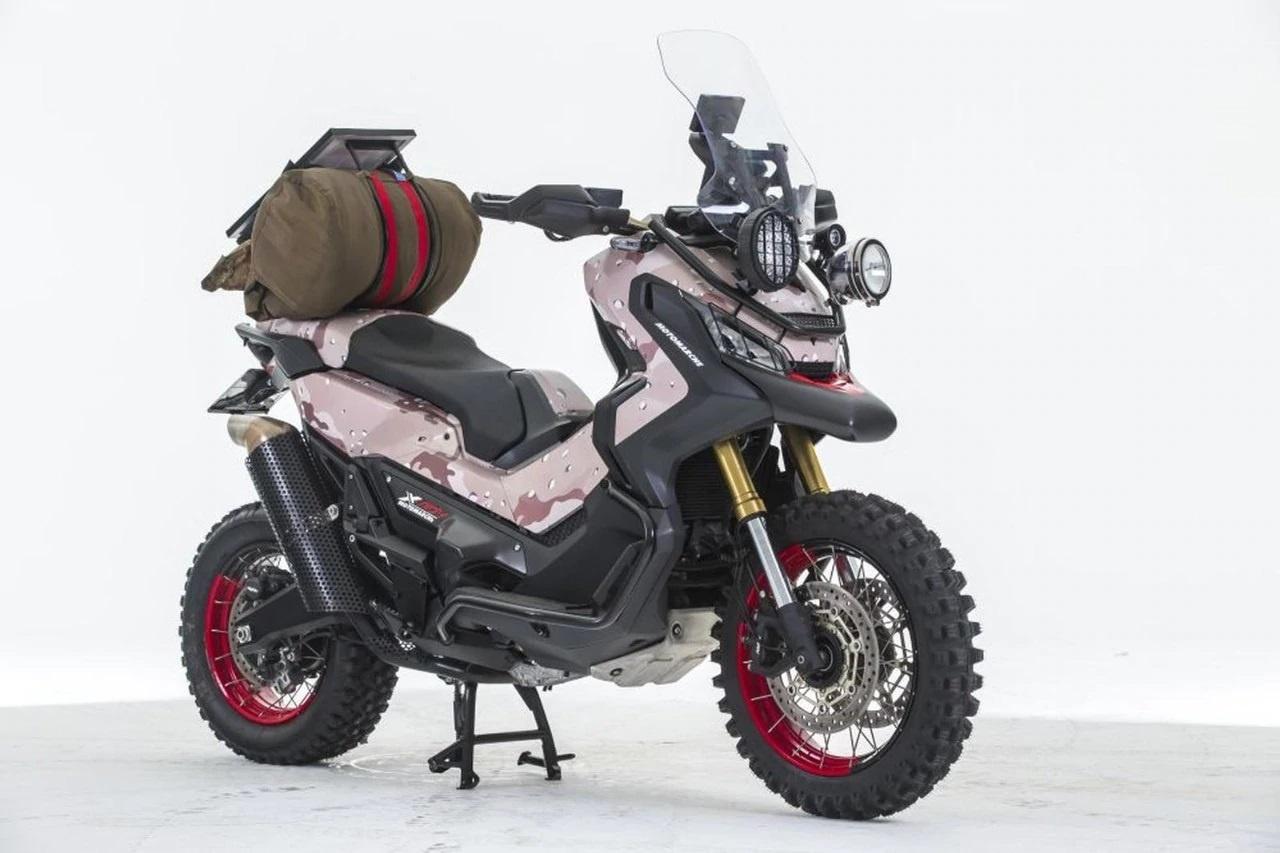 contest Honda - x adv by Motomarche Latini Matteo