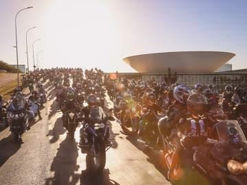 Grande passeio está confirmado. Ano passado a ação reuniu 42 mil motos