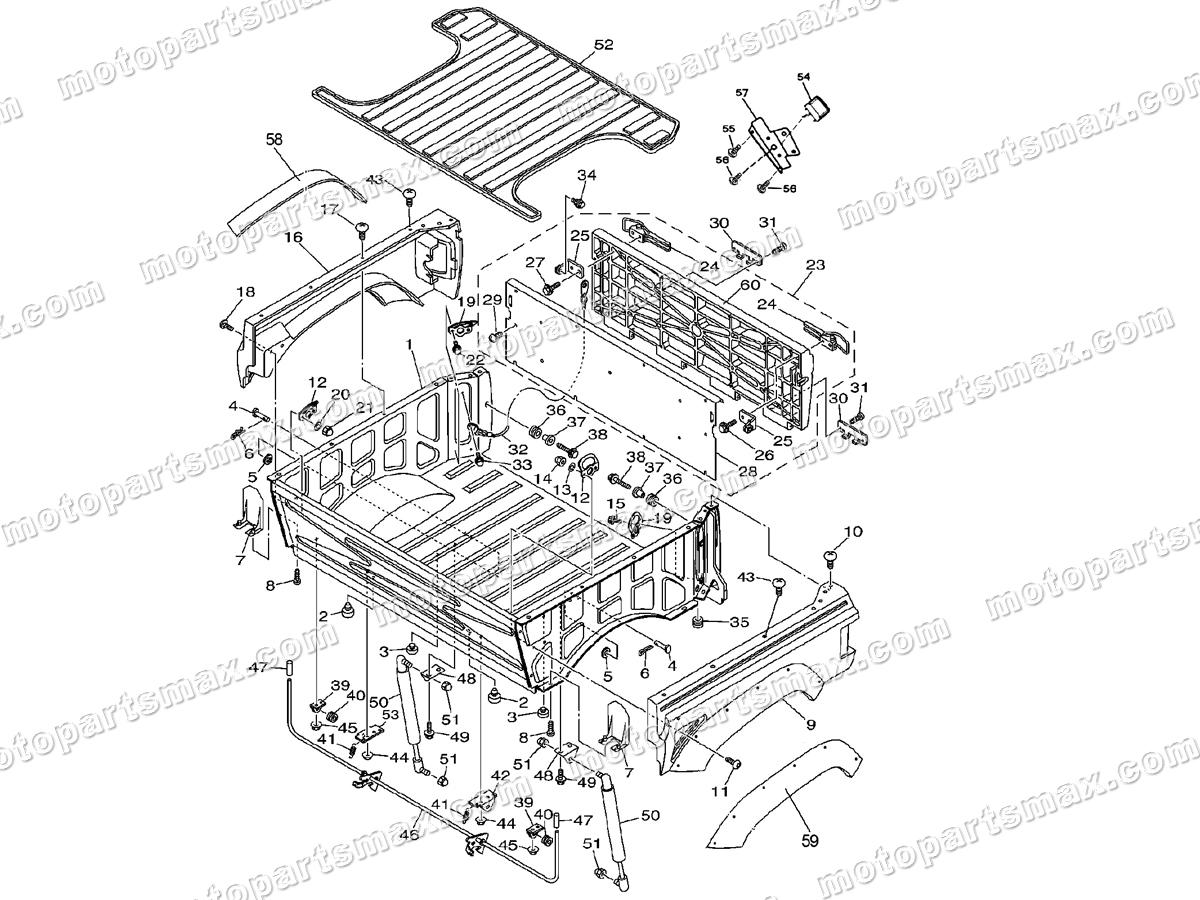 700 Hisun Utv Parts