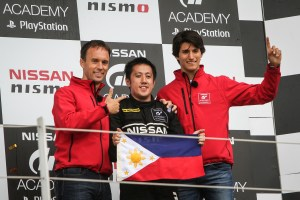 First-Ever GT Academy Asia Winner – Jose Gerard Policarpio From Philippines