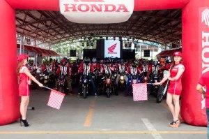 Honda Scooter Fest  goes to SM City Cebu