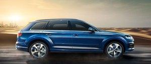 Audi unveils 'great quattro' in the all-new Q7 premium family SUV
