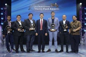 Ford Philippines Honors Top Journalists at the 15th Henry Ford Awards