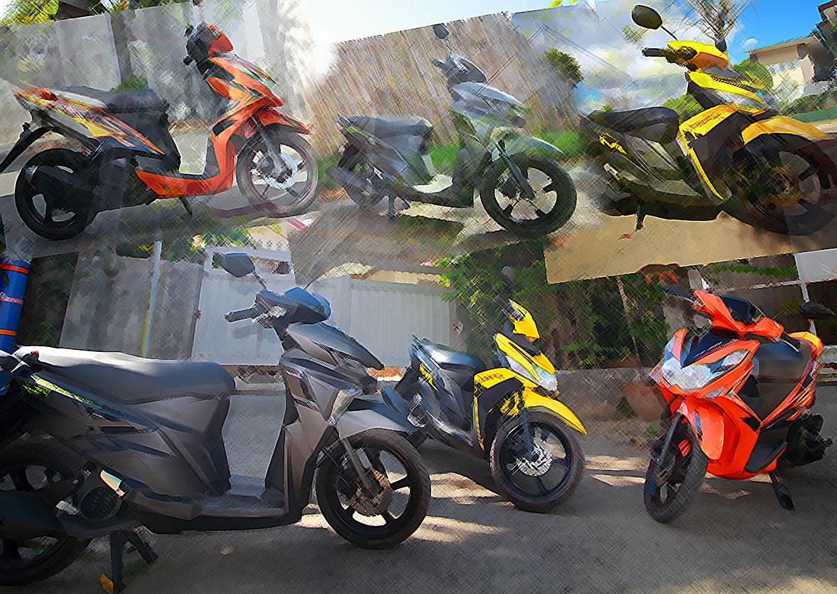 Choose Your 125 - Yamaha Mio i 125, Yamaha Mio Soul i 125 and Yamaha Mio 125 MXi