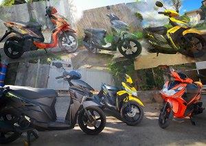 Choose Your 125 – Yamaha Mio i 125, Yamaha Mio Soul i 125 and Yamaha Mio 125 MXi