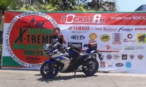 Cloyde Pilapil Continues Dominant Run With Yamaha