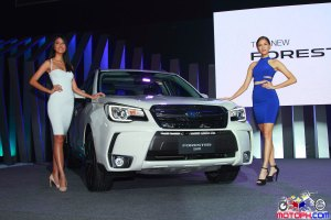 2016 MIAS Manila International Auto Show Models