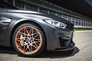 MICHELIN Pilot Sport Cup 2 tires fitted to theBMW M4 GTS
