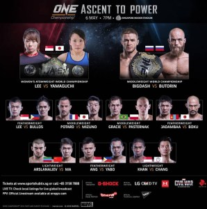 Ascent To Power Complete With Nine Bouts