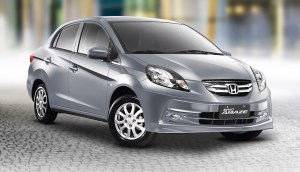Honda brings out the New Brio Amaze 1.3 S AT Special Edition
