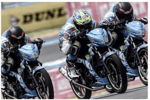 Team SUZUKI Pilipinas Made History During Suzuki Asian Challenge Round 3