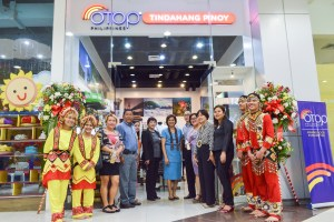 DTI OTOP Tindahang Pinoy Model Stores Launched in Butuan