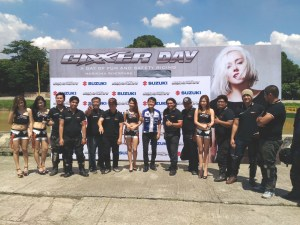 An ExXhilarating day for Suzuki Gixxer Riders