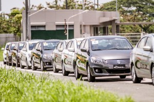 The all-new Suzuki Ciaz Captures Hearts of Test Drivers
