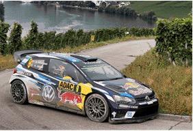 RALLYE DEUTSCHLAND (WRC): Sébastien Ogiers's 35TH WRC Victory