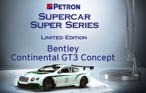 Petron Supercar Super Series Limited Edition Promo