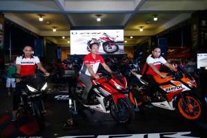 Honda Gen-S Holds Court in SM City Sucat