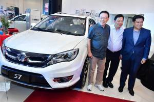 BYD Philippines 3rd Anniversary – All-New S7 and 2017 F0 Launched