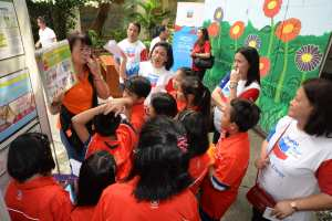 Chevron's Week of Caring advocates road safety among children