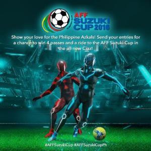 Suzuki Philippines kicks off online promo for AFF Suzuki Cup
