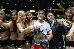 Eduard Folayang Is Now The New ONE Lightweight World Champion