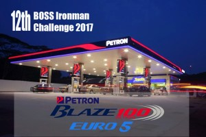 Petron is official fuel for 12th BOSS Ironman Challenge 2017