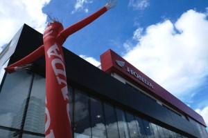 Honda Flagship Shop Grand Opening in Cebu City, Philippines