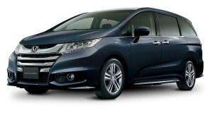 Honda Enhances the New Honda Odyssey 2.4 EX-V Navi CVT