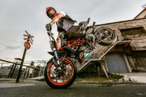 KTM 200 Duke Motorcycle for P147K