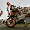 KTM 200 Duke Motorcycle for P147K