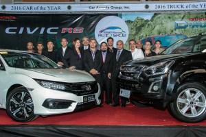 Car Awards Group, Inc. (CAGI) 2017 Season Events