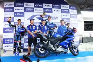 All New Yamaha YZF-R15 – Specs, Price, Availability