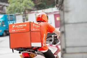Lalamove – Speed and Reliable Motorcycle Service