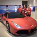 Angie King Crowned First at the Much Coveted APAC Ferrari Challenge
