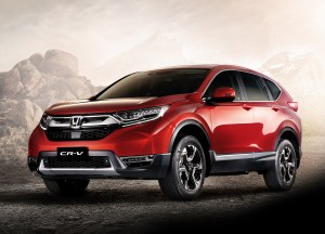 The All New Honda CR-V 2017 : Specifications, Prices and Availability