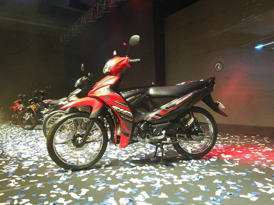 Yamaha Sight 115cc Specifications, Availability and Prices