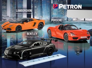 Petron Supercars 2017 Collection Promo