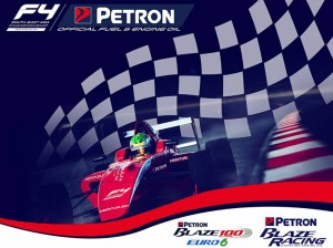 Petron is the official fuel and engine oil of the 2017 Formula 4 South East Asia (F4SEA) Championship