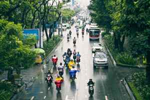 Rainy Day Reminders to Motorcycle Riders