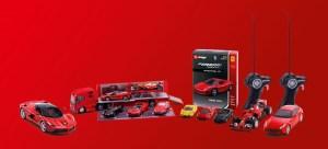 Shell Ferrari Toy Car Collection Promo