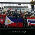 Yamaha Team Pilipinas  in the ACRR (Asia Cup Road Racing)