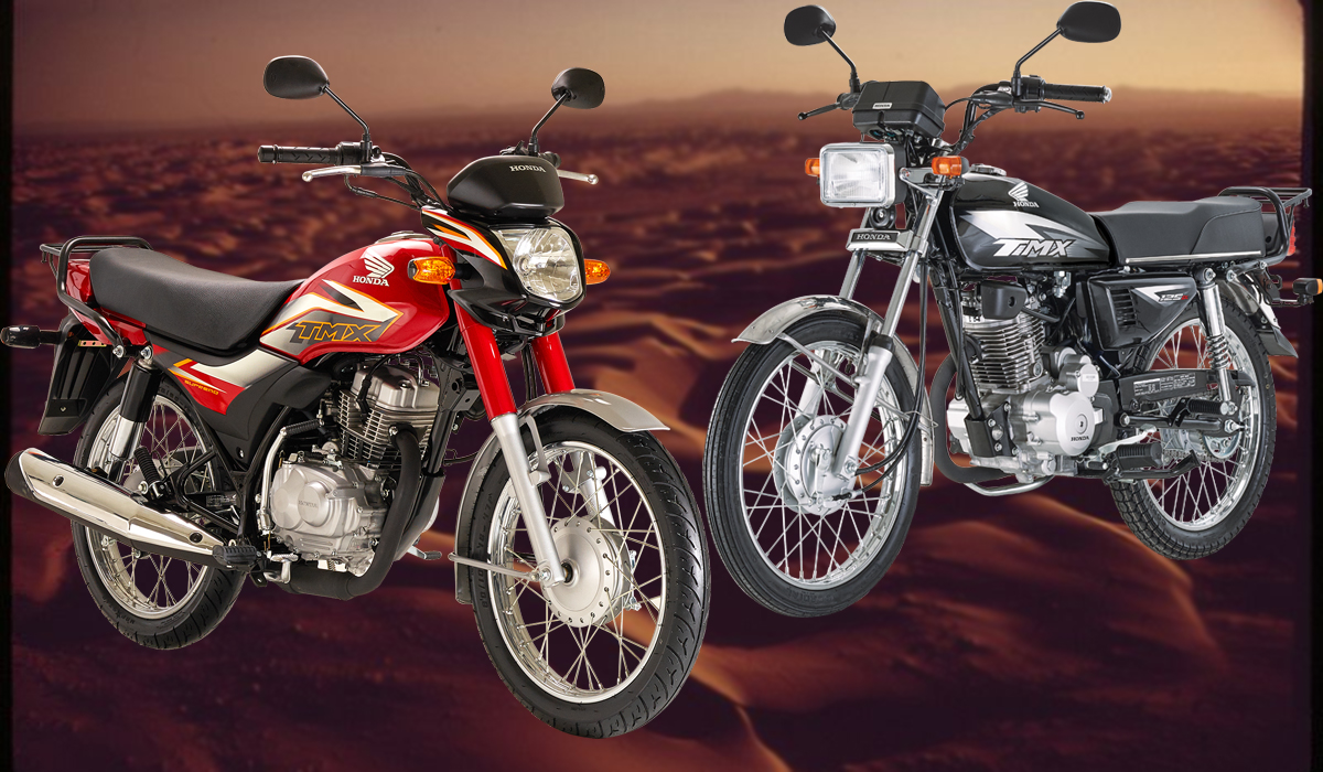 The All-New Honda TMX125α and the 3rd Generation TMX Supremo