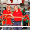 Caltex Celebrate with 7-Eleven 100th Store