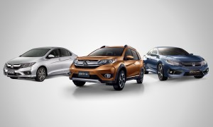 Honda Sets Another Record Breaking Sales Performance in 2017