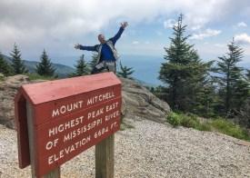 Highest Peak in the east