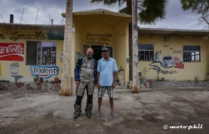 It was great to chat with Hector, the owner of the restaurant who proudly gave me a tour around his property